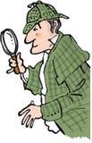 Sherlock Holmes Lizenzfreies Stockfoto