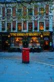 Sherlock Holmes royalty-vrije stock foto's