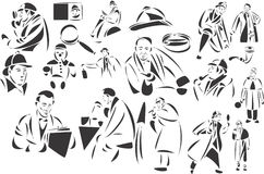 Sherlock Holmes Images stock