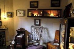 Sherlock Holmes-Museum stockbild
