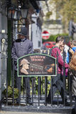 Sherlock Holmes-Museum Lizenzfreie Stockfotos