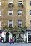 Sherlock Holmes Museum, Londen Stock Foto