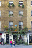 Sherlock Holmes Museum, London Stockfoto