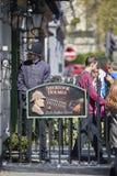 Sherlock Holmes museum Royalty Free Stock Photos