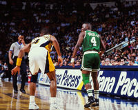 Sherman Ντάγκλας, Boston Celtics Στοκ Εικόνα