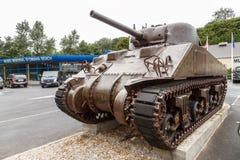 Sherman στο μουσείο Στοκ φωτογραφία με δικαίωμα ελεύθερης χρήσης