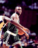 Sherman Douglas Boston Celtics Royaltyfri Fotografi