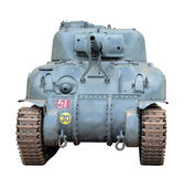 Sherman tank Royalty Free Stock Photos