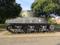 Sherman Tank Royalty Free Stock Images