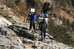 Sherpa Stock Image