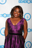 Sherri Shepherd arrives at the 4th Annual Night of Generosity Gala Event. LOS ANGELES - MAY 4:  Sherri Shepherd arrives at the 4th Annual Night of Generosity Stock Image