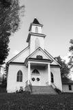 Sherry'ego Pamiątkowy kościół chrześcijański, Giles okręg administracyjny, VA, usa Obraz Royalty Free