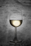 Sherry wine cup Royalty Free Stock Photos