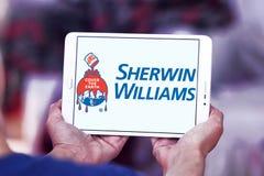Sherwin Williams Company logo Royalty Free Stock Photography
