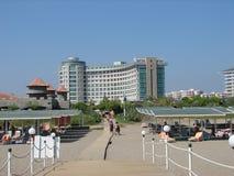 Sherwood Breezes Resort Hotel i Antalya/Lara Turkey fotografering för bildbyråer