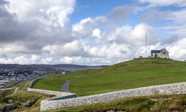 Shetland Landscape3 Royaltyfri Foto