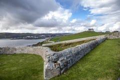 Shetland Landscape4 Arkivbilder
