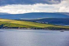 Shetland Landscape6 Arkivfoton