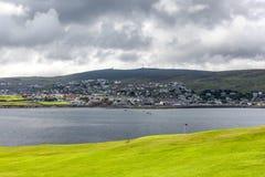 Shetland Landscape7 Fotos de Stock Royalty Free