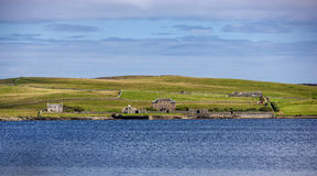 Shetland Landscape Royalty Free Stock Photos