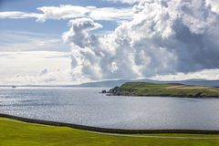 Shetland Landscape5 Royalty Free Stock Photography