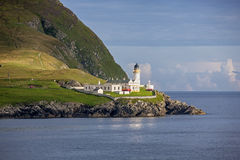 Shetland Lighthouse 2 Royalty Free Stock Images