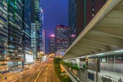 Sheung Bleek district van Hong Kong Royalty-vrije Stock Afbeelding