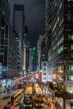 Sheung Wan district of Hong Kong Stock Photography
