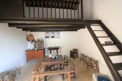 Sheung Yiu Folk Museum em Hong Kong Fotos de Stock