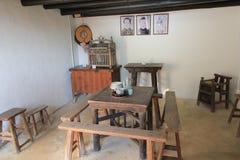 Sheung Yiu Folk Museum en Hong Kong Photographie stock libre de droits
