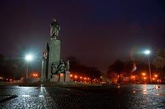 Shevchenko monument Stock Photos