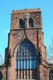 Shewsbury-Abtei Stockfoto