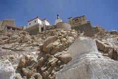 shey μοναστηριών της Ινδίας ladakh Στοκ εικόνες με δικαίωμα ελεύθερης χρήσης