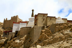 Shey monastery Stock Photo