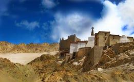 Shey monastery Stock Image