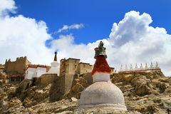 Shey monastery Royalty Free Stock Photography