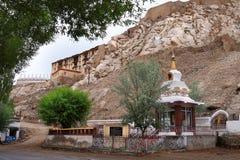 Shey Monastery, Ladakh, India Stock Photography