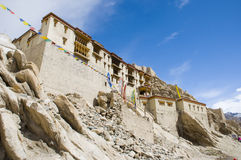 Shey palace in Leh, India Stock Photo