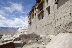 The Shey Palace and Monastery complex, Ladakh, India Stock Photo