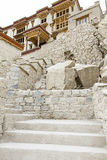 Shey Palace monastery in Ladakh, India Royalty Free Stock Photography