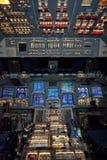 Shhuttle Atlantis del espacio Fotografía de archivo libre de regalías