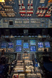 Shhuttle l'Atlantide de l'espace Photographie stock libre de droits