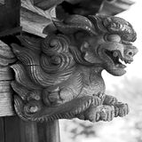 Shi shi dog. Misawa japan asia Stock Photography