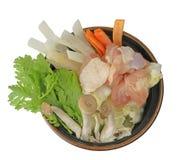 Shiabu-shiabu Lizenzfreies Stockbild