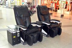 Shiatsu Massage Chairs Stock Images