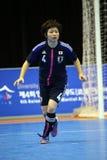 SHIBAHARA Kana of Japan Royalty Free Stock Photos