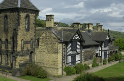 Shibden Hall Stock Photo