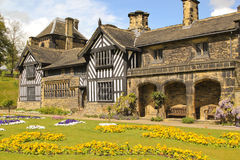 Shibden Hall, Halifax Stockbilder