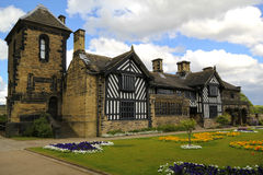 Shibden Hall, Halifax Photographie stock libre de droits