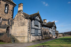 Shibden Hall6 Royalty Free Stock Images